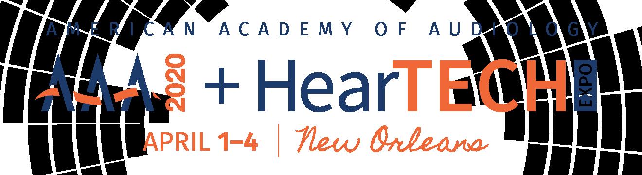 AAA 2020 + HearTECH Expo